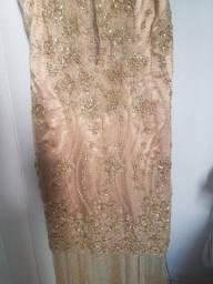 Vestido da Agilita usado uma vez