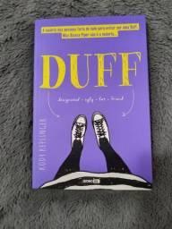 """Livro """"Duff"""" de Kody Keplinger"""
