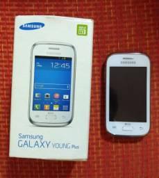 Celular Samsung Galaxy Young 2 chips