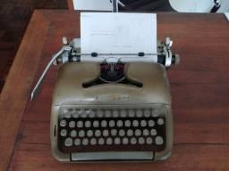 Máquina de escrever Voss 1950