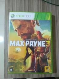 Max Payne 3/Resident Evil 6 para xbox 360