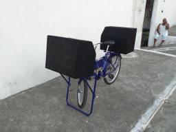 Bicicletas de som, qualidade extrema.