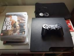 Playstation 3 - PS3 Funcionando perfeitamente