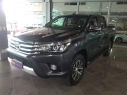 Toyota Hilux Cd Dsl 4x4 Srx A/t 16/17 2017 Diesel