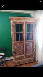 Armário madeira Demolicao comprado em Tiradentes