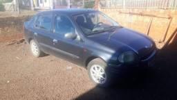 Renault clio 1.0 sedã 2001