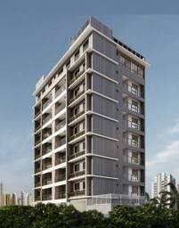 Apartamento de 02 quartos com área de lazer completa no Bessa