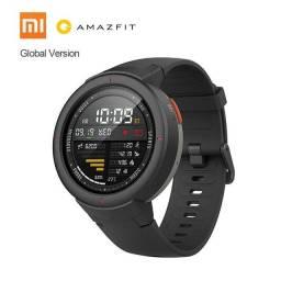 Smartwatch Xiaomi amazfit verge- novo lacrado global- preto
