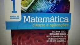 Livro Matemática Ciências e Aplicações manual do professor