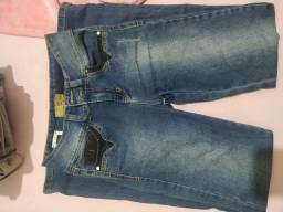 Calça jeans Cláudia rabelo