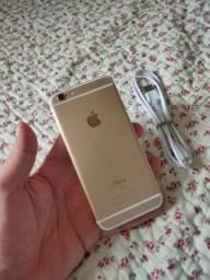 iphone 6s 64 gigas bateria nova!!