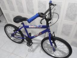 Bicicleta bmx aro20 Cap América