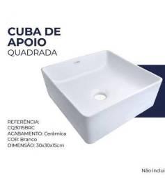 Cuba de apoio (cerâmica) 30x30
