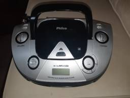 Aparelho de Som (Rádio CD MP3) Philco - Conservado