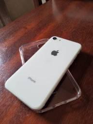 iPhone SE 128G na garantia
