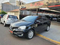 Etios Sedan XLS 1.5 Aut Flex 2018