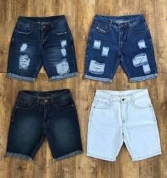 Bermudas Jeans Masculina atc