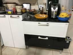 Move de cozinha inox Itatiaia