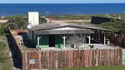 Cabana a beira-mar praia do Ervino