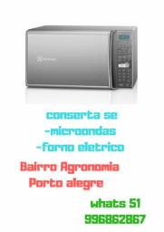 Conserta se microondas e forno eletrico