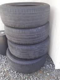 Pneus 225/55/r18 pirelli jogo