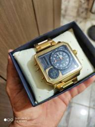 Relógio Skmei Quadrado ORIGINAL