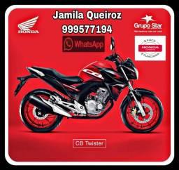 Motocicleta Honda Cb 250 twistter