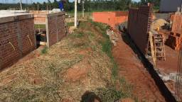 Terreno em Umuarama Pq Ibirapuera 7x20 escriturado