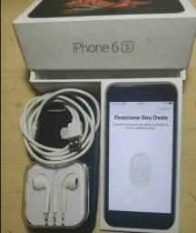 Iphone 6s em perfeito estado!!! funcionando 100%!