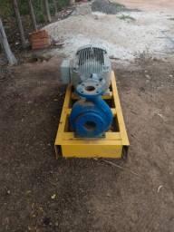 Bomba motobomba, motor de Irrigação