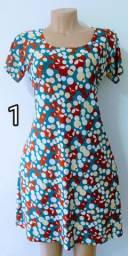 Vestido Moda Evangélica ( malha fria )