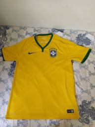 Camisa de futebol Brasil Nike