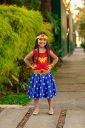 Fantasias de super heróis lindas