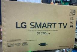 Vende-se TV LG 32 polegadas smart nova lacrada