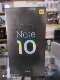 Xiaomi Mi Note 10 lite 6 ram 128gb novos lacrados globais originais com garantia de 1 ano