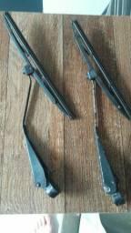 Par de limpador de.parabrisa do fusca original