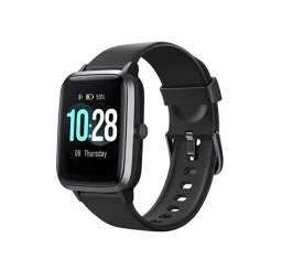 Relógio Smartwatch Anbes ID205L, a prova d'água, várias funções, bateria super durável