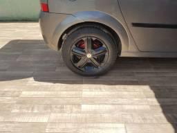 Troco roda 15 Gm em roda maior!!! Vem que tem rolo.