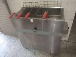 Fritadeira Profissional Água e Óleo