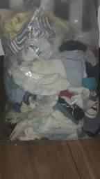 Lote roupa de bebê menino