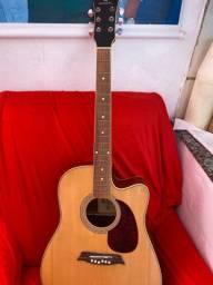 Vendo violão folk Michael elétrico