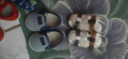 Sandálias infantil