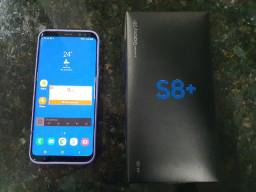 Samsung Galaxy S8 Plus Preto