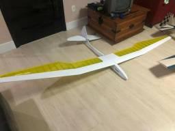 Aeromodelo Planador
