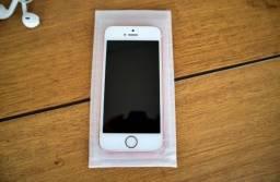 Lindo iPhone SE Rosa