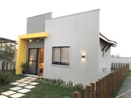 Parque Ipê Amarelo - Casa - 2 Quartos - Bairro Papagaio - Entrada Facilitada