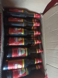 Cascos de cerveja de 600 ml e 1L