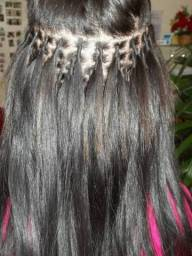 Faço trança também coloca o cabelo orgânico também