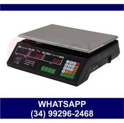 Entrega Grátis * Balança Digital 40Kg Bivolt Bateria S/ Selo * Chame no Whats