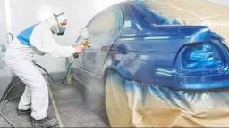 Contrato preparador de pintura autmotivo com experiência